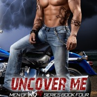 Uncover Me (Men of Inked #4)