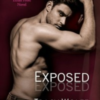 Exposed (Ethan Frost #3) by Tracy Wolff