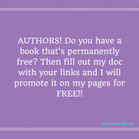 Get Your Free Books Promoted