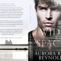 COVER REVEAL – Wide Open Spaces by Aurora Rose Reynolds