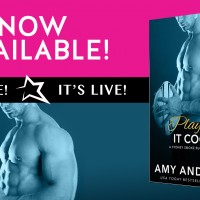 Excerpt ~ Playing it Cool by Amy Andrews!