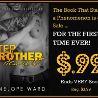 Limited Time Sale ~ Stepbrother Dearest by Penelope Ward