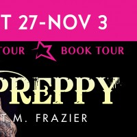 ~Preppy by T.M. Frazier Book Tour~
