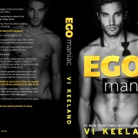 COVER REVEAL~  Ego Maniac by Vi Keeland
