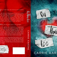 RELEASE BLITZ~ On Thin Ice by Carrie Aarons