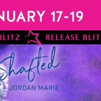 Release Blitz ~ Shafted (Devil's Blaze MC Book 4) by Jordan Marie