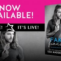 Release Blitz ~ Fake Fiancee by Ilsa Madden-Mills