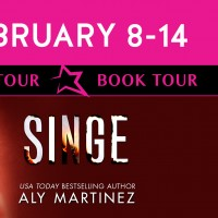 Book Tour ~ Singe (Guardian Protection Book 1) by Aly Martinez