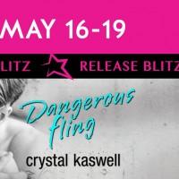 Excerpt ~ Dangerous Fling (Dangerous Noise Book 4) by Crystal Kaswell
