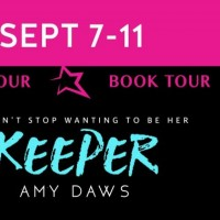 BLOG TOUR ~ Keeper by Amy Daws