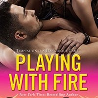Playing With Fire (Phoenix Fire #3) by Cynthia Eden