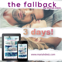 Blog Tour ~ THE FALLBACK by Mariah Dietz