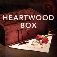 Heartwood Box by Ann Aguirre