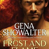 Frost and Flame (Gods of War #2) by Gena Showalter
