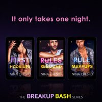 Cover Reveal ~ The Last Rule of Makeups by Nina Crespo